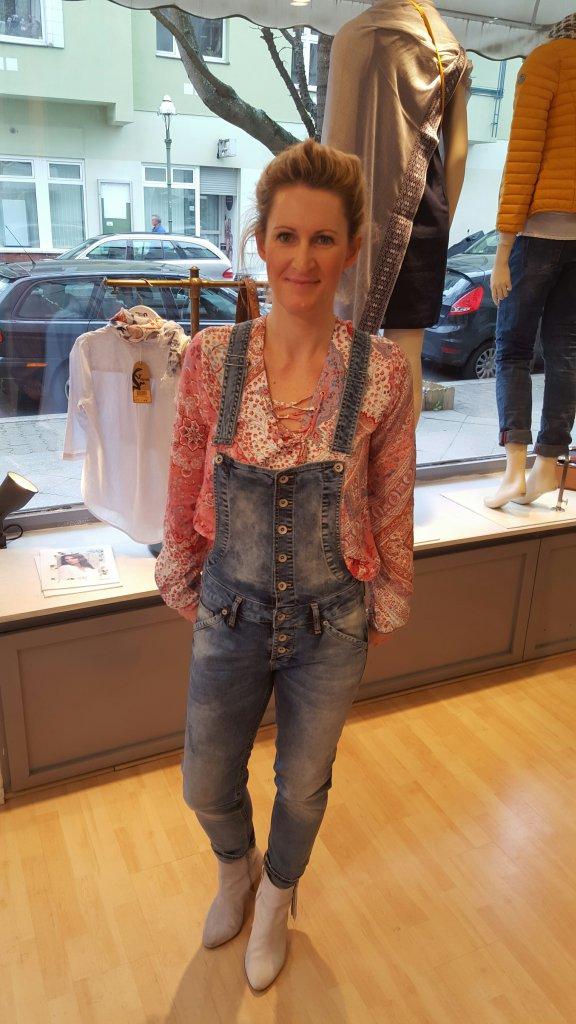 Franziska Kuczmera im Bleibtreu-Store