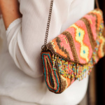 Perfektes Festival Style Accessoire: Clutch Bhanu