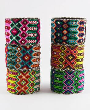 Ethno Armband Puebla (5 cm)