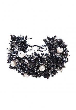Ethno Armband Ines black