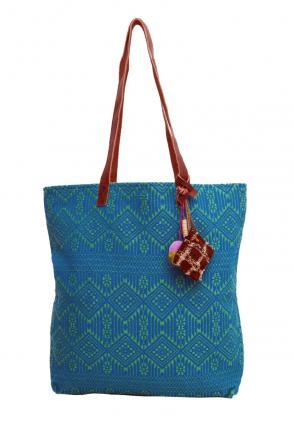 Ethno Shopper Xinca blue