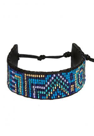Boho Armband Mia I blau