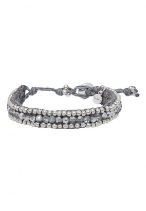 Boho Armband Alessia silver