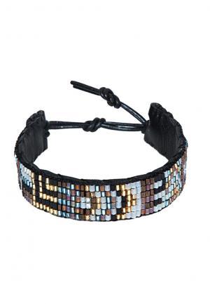 Ethno Armband Mia black