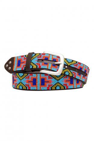 Ethno Perlengürtel Navajo Hippie