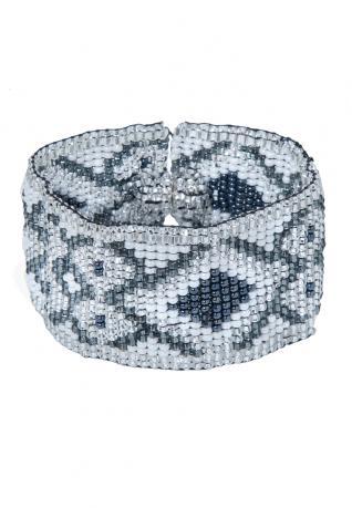 Ethno Armband Navajo Silver