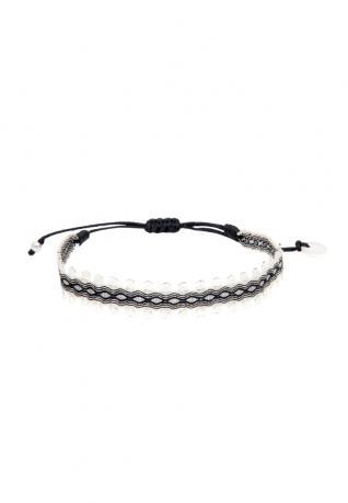 Boho Armband Stella black large