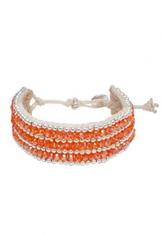 Boho Armband Carolin bright