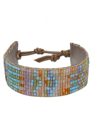 Ethno Armband Mia II helltürkis