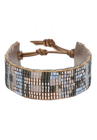 Ethno Armband Mia silver