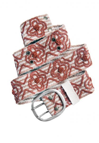 Perugürtel Oriental cinnamon metallic