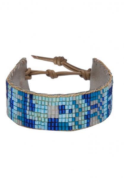 Boho Armband Mia I blu