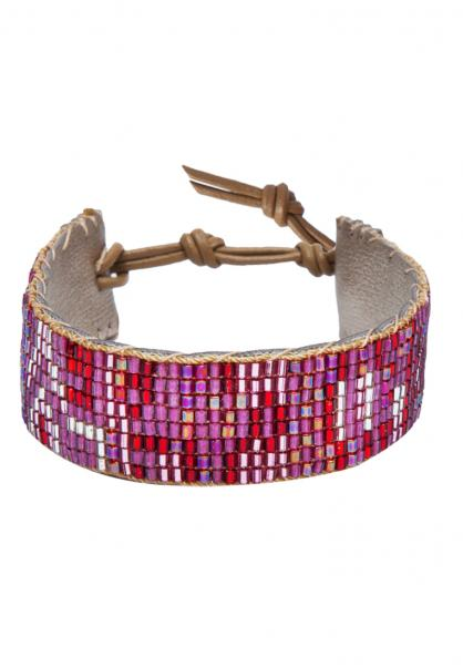 Ethno Armband Mia pink