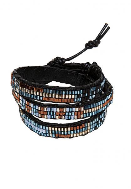Ethno Armband Wrap Mia black