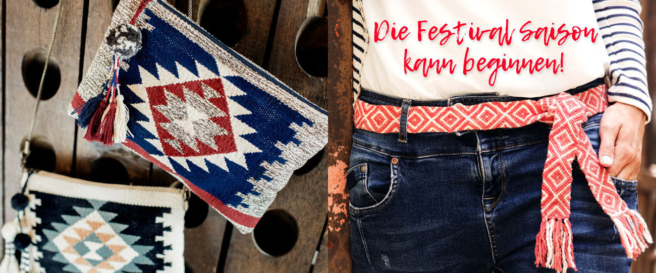 Festival Style Accessoires von Smitten