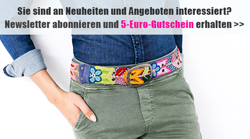 Jetzt Smitten Newsletter bestellen und 5€ Gutschein erhalten.