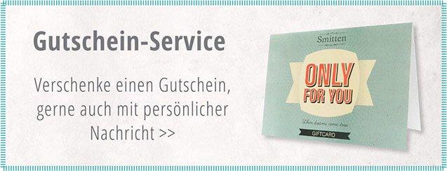 Smitten Gutschein-Karte und Gutschein-Service